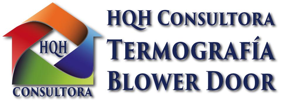 HQH Consultora Termografía Blower Door Passivhaus
